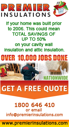 BER Insulation Company Carlow